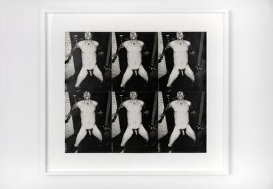 Andy Warhol, 'Male Nude', c. 1977