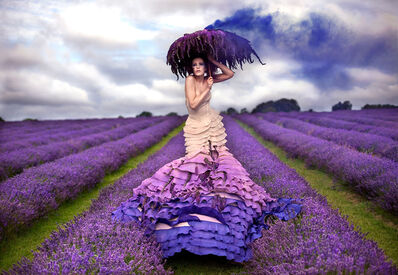 Kirsty Mitchell, 'The Lavender Princess', 2009