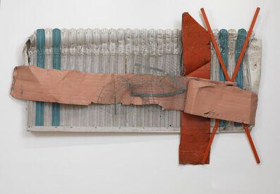 Robert Rauschenberg, 'Miami Glyph Late Summer Glut', 1987