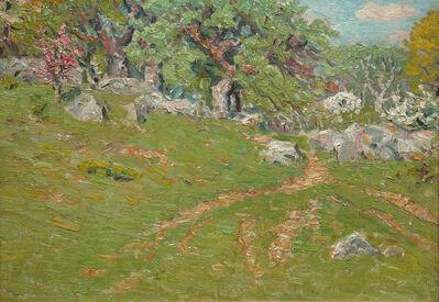 John Joseph Enneking, 'Road Through the Field', 19th -20th Century