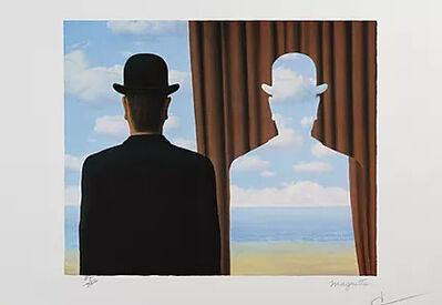 René Magritte, 'Décalcomanie', 2010