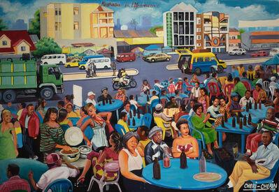 Cheri Cherin, 'Effervescence in Kinshasa ', 2018