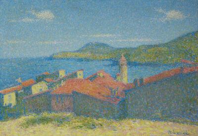 Achille Laugé, 'Vue de Collioure depuis le Mores', 1861-1944
