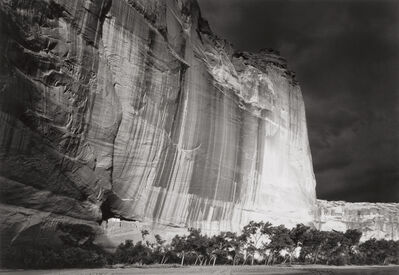 William Clift, 'White House Ruins, Canyon de Chelly, Arizona', 1976