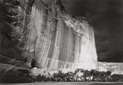 William Clift, 'White House Ruins, Canyon de Chelly, Arizona', 1976