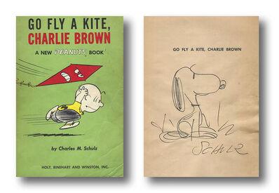 Charles M. Schulz, 'Go Fly a Kite', ca. 1960s