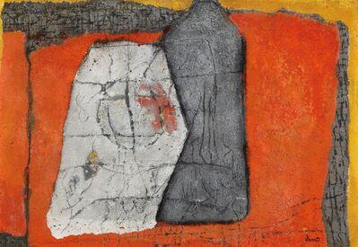 Enrico Donati, '222 CPS (Fossile Serie) ', 1962