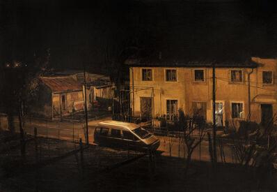Nicola Nannini, 'Notte a nessundove', 2015
