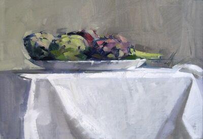 Maggie Siner, 'Artichokes', 2018