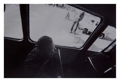 Mo Yi, 'Tossing Bus China 1989 No.3  摇荡的车厢 中国1989 No.3', 1989
