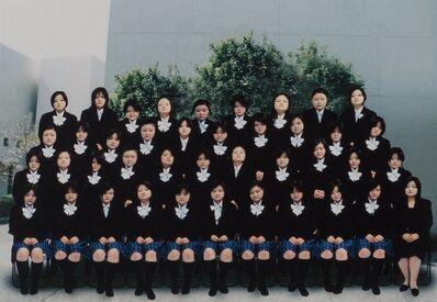 Tomoko Sawada, 'School Days (3 works)', 2004