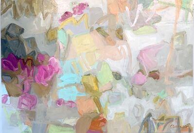Saliha Staib, 'Reflet Floral', 2020