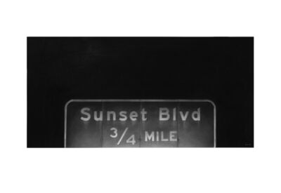 Eric Nash, 'Sunset Blvd', 2017