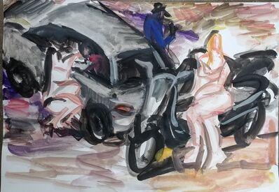 Olga Kundina, 'Night life', 2020