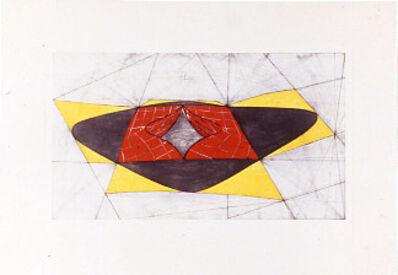 John Newman, 'Medio Romano Giallo', 1988