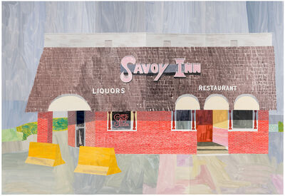 Carolyn Swiszcz, 'Savoy Inn, St. Paul', 2017