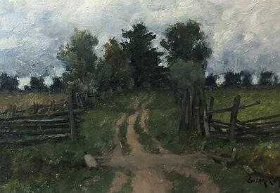 Marc-Aurèle de Foy Suzor-Coté, 'Summer Landscape', ca. circa 1905