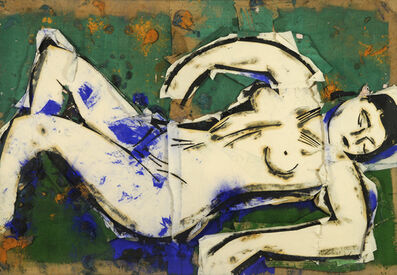 Manolo Valdés, 'Desnudo I  ', 2005