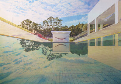 Tristram Lansdowne, 'Deep End', 2017