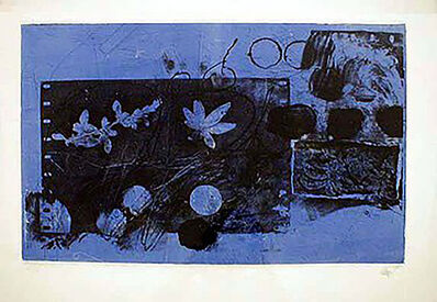 Antoni Clavé, 'Feuilles I', 1975