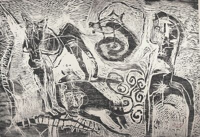Alejandro Santiago, 'Untitled ', 2005