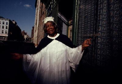 Joseph Rodriguez, 'Mother Roundtree, Spanish Harlem, NY', 1988