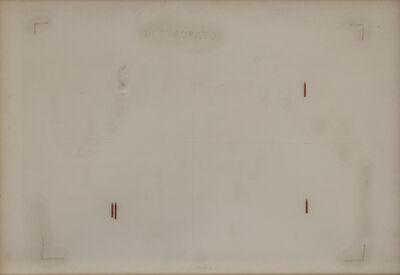 Pier Paolo Calzolari, 'Senza Titolo', 1973