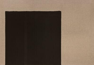 Yun Hyong-keun, 'Burnt Umber & Ultramarine Blue 2002‒#6', 2002