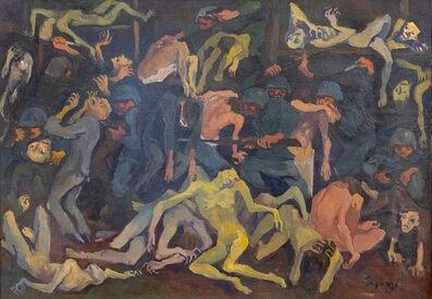 Nino Gasparri, 'The Massacre', 1947