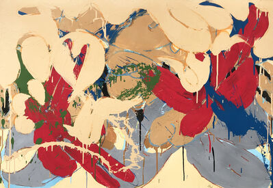Norman Bluhm, 'Untitled', 1974