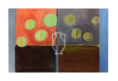 Rosalind Nashashibi, 'Clinging Pot 緊緊抓住的壺', 2021