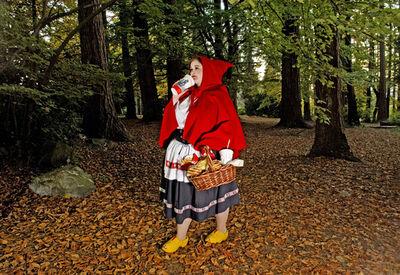 Dina Goldstein, 'Red Riding Hood', 2008