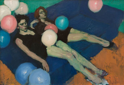Malcolm T. Liepke, 'Party's Over', 2017
