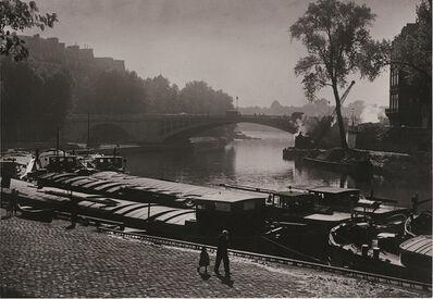 Edith Gerin, 'Pont de Sully, Paris', 1950s/1970s