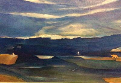 Nancy Nesvet, 'Aurora Borealis'