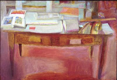Joseph Ablow, 'Studio Table I - Amherst'