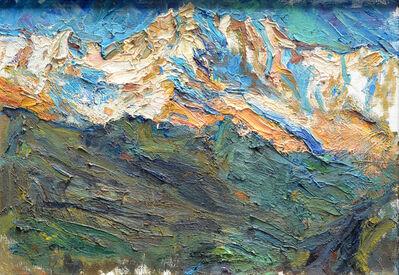 Ulrich Gleiter, 'Caucasus Sunset', 2013