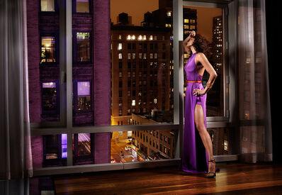 David Drebin, 'Purple Love', 2011