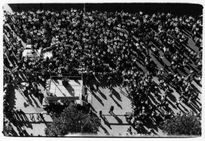 Adger Cowans, 'Malcolm X Speaks', 1963