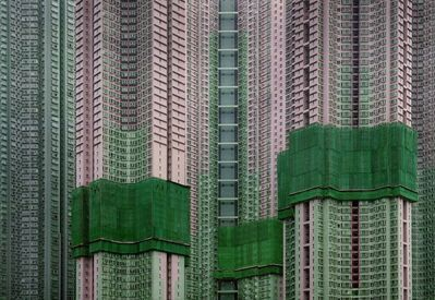 Michael Wolf (b. 1954), 'Architecture of Density#12', 2007