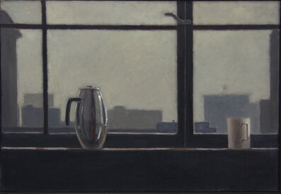 Norman Lundin, 'HOTEL - COFFEE POT AND CUP', 2015