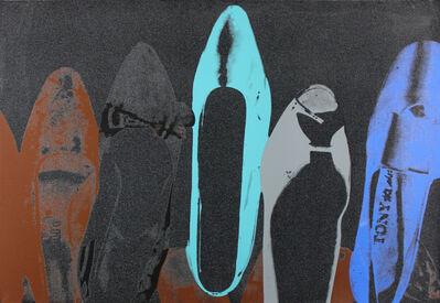 Andy Warhol, 'Diamond Dust Shoe 257', 1980