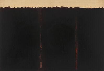 Yun Hyong-keun, 'Burnt Umber & Ultramarine', 1990-1999