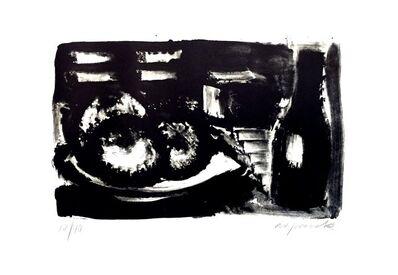 A.R. Penck, 'Drei Orangen', 1990-2000