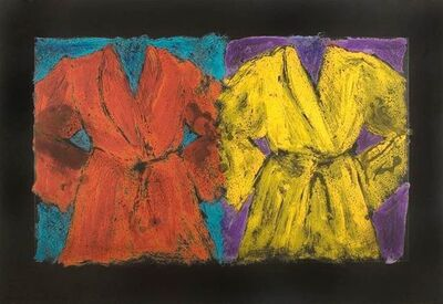 Jim Dine, 'The Henry Street Robes', 2005