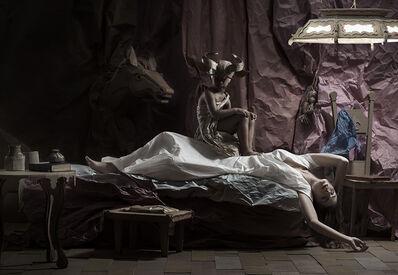 Cristobal Valecillos, 'Nightmare', 2018