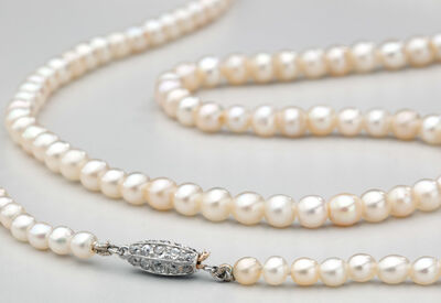 Marcus & Co., 'The Osborn Pearls', 1906