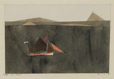 Lyonel Feininger, 'Kutter Fremad (Cutter Fremad)', 1933