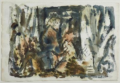 B. J. O. Nordfeldt, 'Untitled', 1952