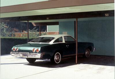 Robert Bechtle, ''73 Malibu', 1974